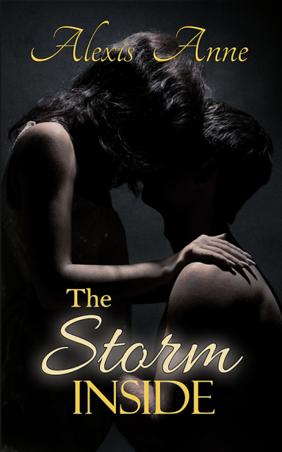 Cover Reveal- The Storm Inside!