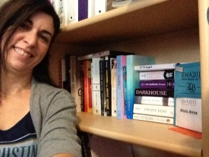 My first #shelfie!