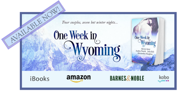 One Week In Wyoming Available September 9, 2014