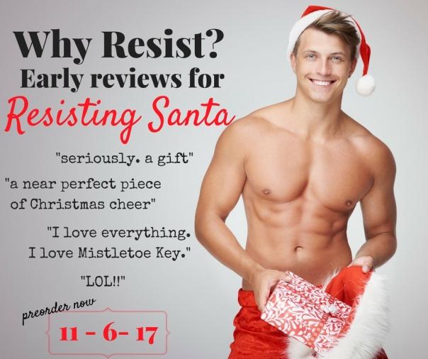 Resisting Reviews Promo